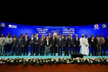 Türkiye-Afrika 2. Ekonomi ve İş Forumu