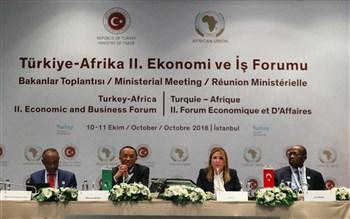 Türkiye-Afrika Ekonomi ve İş Forumu