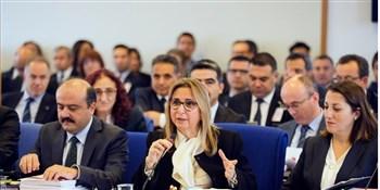 Bakan Pekcan 2019 Yılı Bütçesi Plan ve Bütçe Komisyonunda Bakanlık faaliyetlerini anlattı