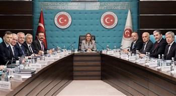 Ticaret Bakanlığı Ä°stişare Kurulunun 3'üncü toplantısı Bakan Pekcan başkanlığında gerçekleştirildi