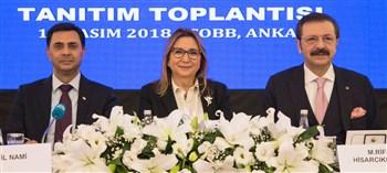 Bakan Pekcan: Türk Eximbank'ın kapıları KKTC'li ihracatçılarımıza açıktır