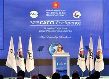 Bakan Pekcan Asya-Pasifik Ekonomi Zirvesi'ne katıldı