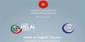 Bakan Pekcan: İİT Helal Expo'yaTürkiye ev sahipliği yapacak