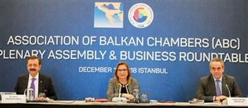 Bakan Pekcan: Türk müteahhitleri Çin'den sonra dünyada 2. sırada