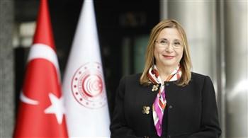 """Bakan Pekcan: """"Vatandaşın e-ihaleye ilgisi 246 milyon lira hasılat sağladı"""""""