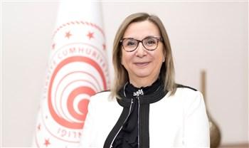 Ticaret Bakanı Ruhsar Pekcan'dan 23 Nisan Mesajı