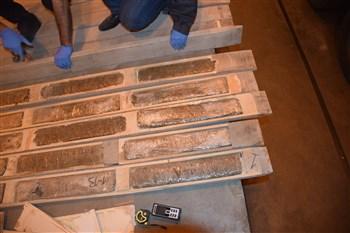 İpsala Gümrük Kapısı'nda 163 kilogram 637 gram esrar ele geçirildi