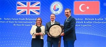 Türkiye - Birleşik Krallık Ticari İlişkilerinin Geleceği Toplantısı