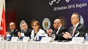 Türkiye-Irak İş Forumu