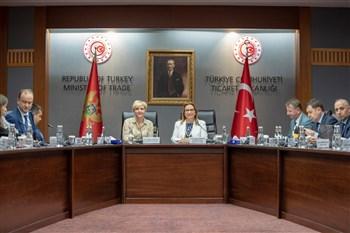 Karadağ İle Serbest Ticaret Anlaşması Revize Edildi