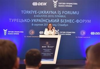 Türkiye-Ukrayna İş Forumu