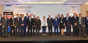 İngiltere-Türkiye İş Forumu