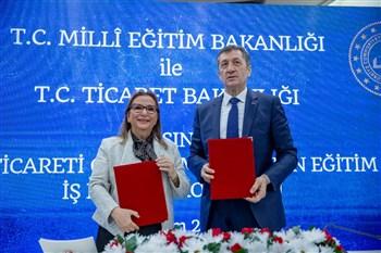 Dış Ticareti Geliştirmek İçin Eğitimde İş Birliği
