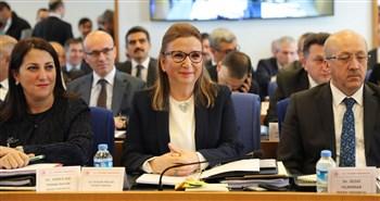 Ticaret Bakanlığı 2020 Yılı Bütçesi Plan ve Bütçe Komisyonunda
