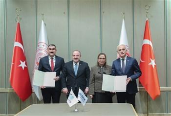 KOSGEB ile DEİK Arasında İş Birliği Protokolü İmzalandı