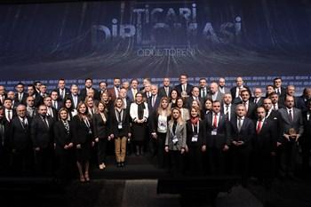 DEİK Ticari Diplomasi Ödül Töreni