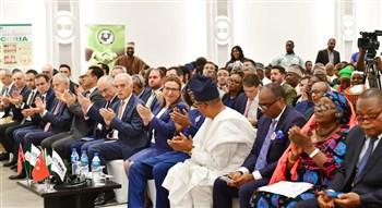 Bakan Pekcan, Nijerya-Türkiye İş Forumu'na katıldı