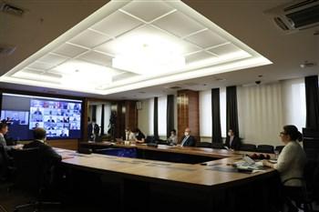 Ticaret Bakanı Ruhsar Pekcan, Elektronik Ticaret Bilgi Sistemi'ni Tanıttı