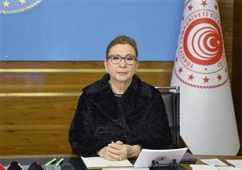 """Bakan Pekcan, DEİK'in """"Yeniden Asya"""" Toplantısı'nda Konuştu"""
