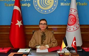 Bakan Pekcan, Türkiye-Belçika Ortak Ekonomi ve Ticaret Komisyonu II. Dönem Toplantısı'nda Konuştu