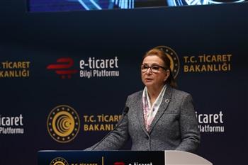 Ticaret Bakanı Pekcan, 2020 Yılı E-Ticaret Verilerini Açıkladı