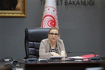 Bakan Pekcan, Kayseri ve Ankara'nın Mobilya Sektörü Temsilcileriyle Görüştü