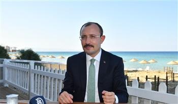 Ticaret Bakanı Muş, KKTC temaslarını değerlendirdi