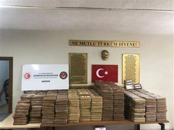 Türkiye'de Gerçekleştirilen En Büyük Kokain Yakalaması