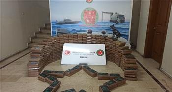 Gümrük Muhafaza Ekiplerince Mersin'de 463 Kilo Kokain Yakalandı