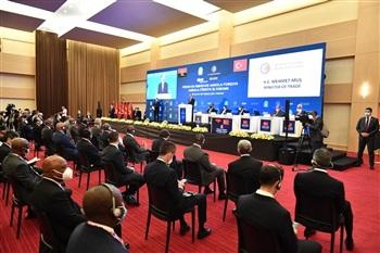 Ticaret Bakanı Mehmet Muş, Türkiye-Angola İş Forumu'nda Konuştu