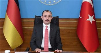 Türkiye-Almanya Ortak Ekonomi ve Ticaret Komisyonu İkinci Dönem Toplantısı yapıldı