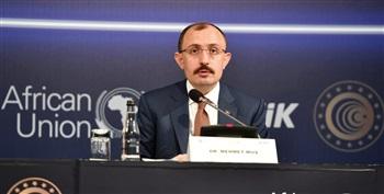Ticaret Bakanı Muş, Türkiye-Afrika 3. Ekonomi ve İş Forumu'nda konuştu